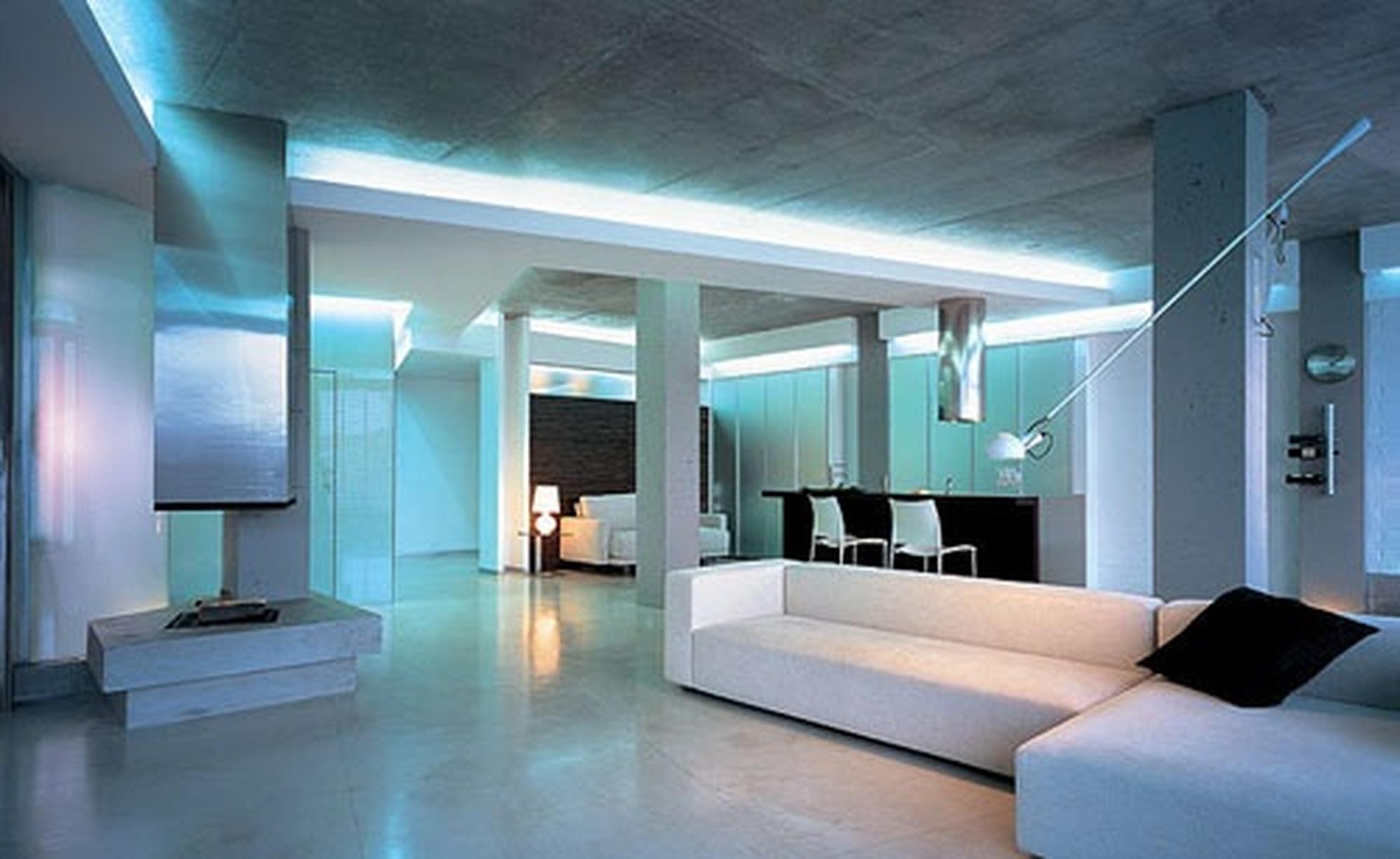 Квартир дизайн хайтек