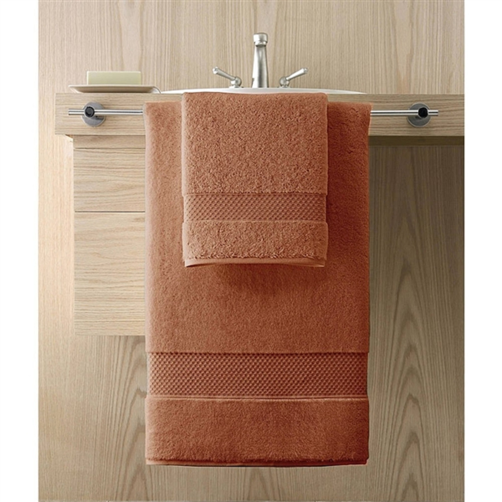 Полотенце банное большое 86х168 Elegance Cayenne