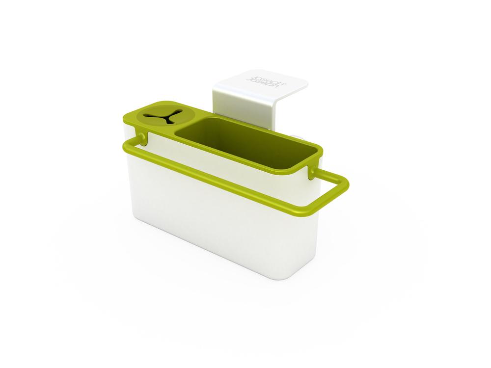 Органайзер для раковины Sink Aid™ навесной бело-зеленый