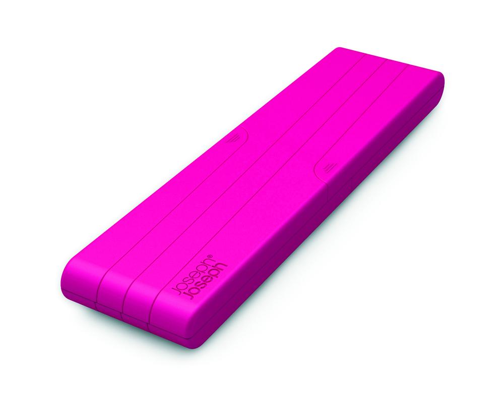 Подставка под горячее раскладная Stretch™ розовая