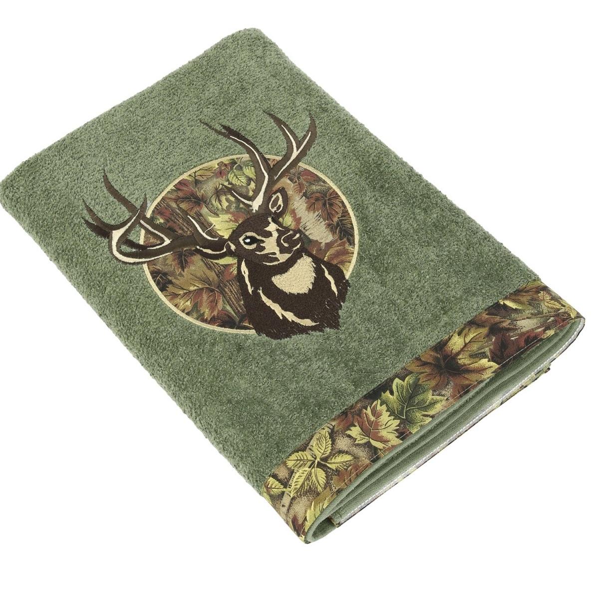 Полотенце банное Camo Deer