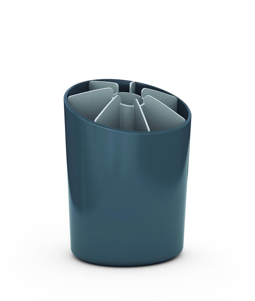 Подставка для столовых приборов Segment™ серая