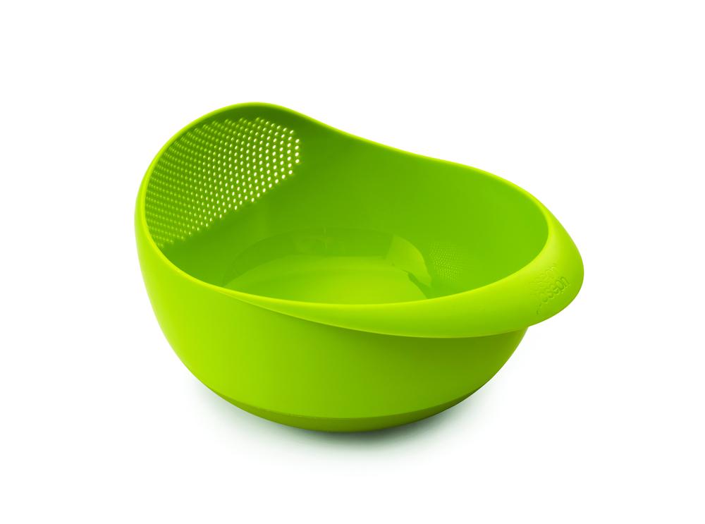 Миска и дуршлаг 2-в-1 Prep&Serve™ большая зеленая