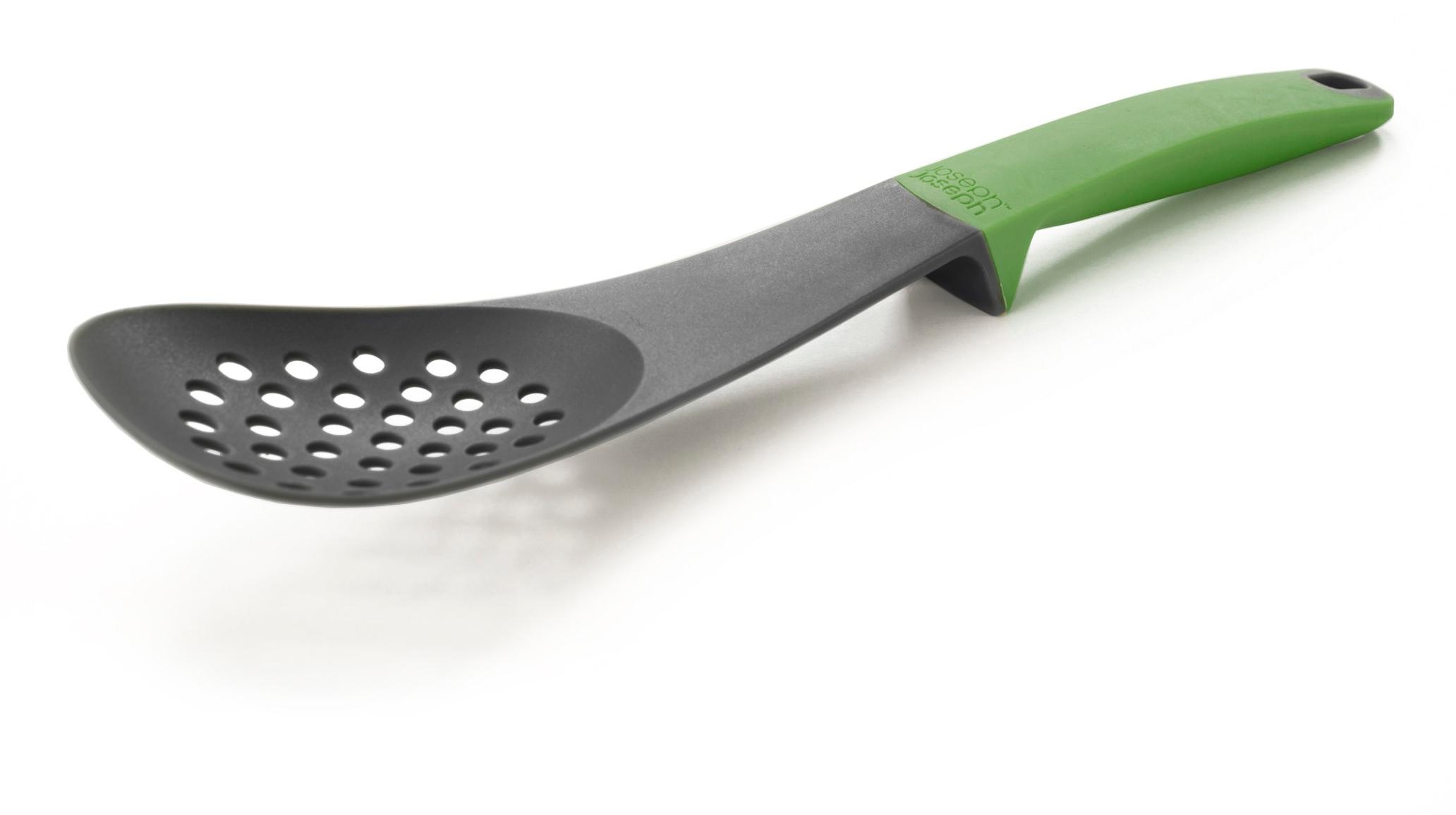 Ложка-шумовка Elevate™ Slotted Spoon - зеленая