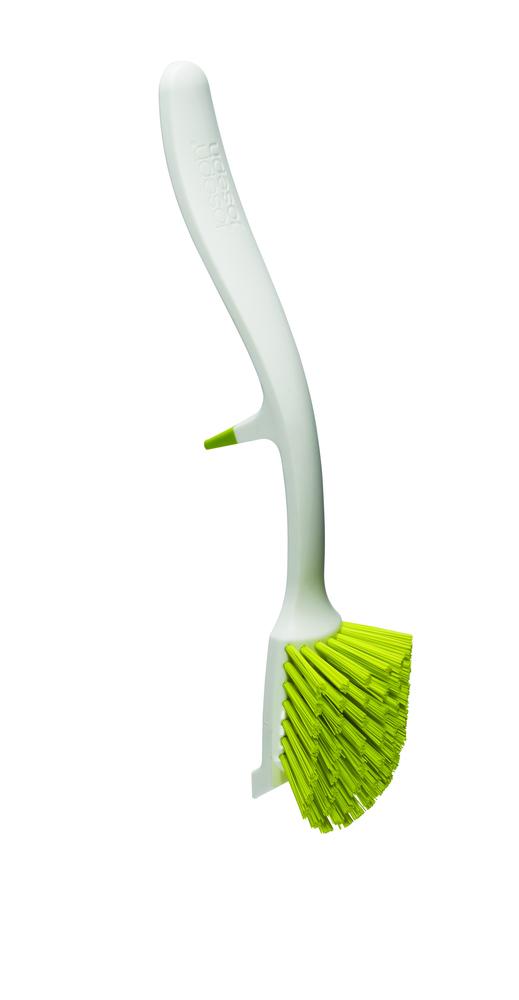 Щетка для мытья посуды Edge™ зеленая